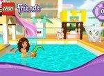 Лего Френдс для девочек: Баскетбол в бассейне