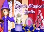 Магические заклинания принцессы Софии