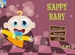 Искупай счастливого малыша