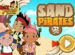 Джейк и пираты Нетландии в пустыне
