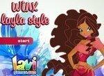 Винкс: Стиль принцессы Лейлы