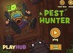 Охотник на вредных насекомых
