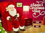 Праздничный магазин Санта-Клауса