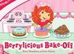 Шарлотта Земляничка: Готовим десерт
