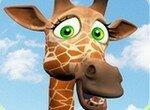 Развесели Говорящую жирафу Джину