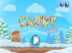 Найди конфету 3: Зима