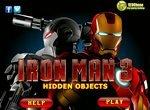 Железный человек 3: Найди скрытые предметы