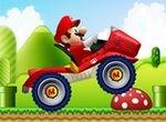 Гонки Марио на тракторе
