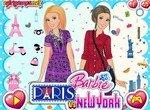 Барби: Нью-Йорк против Парижа