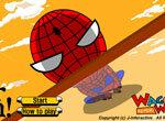 Человек-паук оттачивает мастерство