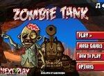 Задави зомби танком