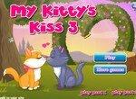 Поцелуй моих кошечек 3
