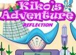 Кролик Кико и его отражение