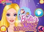 Образ Барби в стиле злодеек