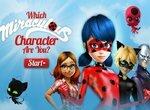 Тест от Леди Баг: Кто твой персонаж?