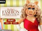 Маппет шоу: Мисс Пигги шьет одежду