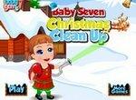 Малышка Севен: Рождественский беспорядок