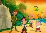 Джейк и пираты Нетландии: Пазл с Питер Пеном