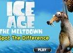 Ледниковый период: Найди отличия