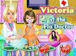 Больница: Лечим простуду Виктории