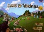 Коровы атакуют викингов