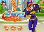 Девушки Супергерои: Одень Бэтгерл