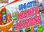 Умизуми: Новые миссии