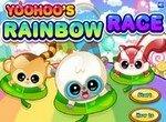 Юху и его друзья в радужной гонке