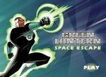 Супергерои: Космический побег Зеленого Фонаря
