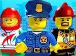 Лего Сити: Город и его жители