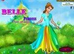Одевалка: Красавица Белль