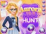 Принцесса Аврора ищет новую работу