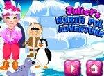 Приключение Джульетты на Северном полюсе