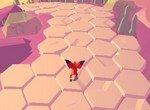Маленький Лис гуляет по планетам