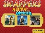 Альфа и Омега: Пазлы-пятнашки
