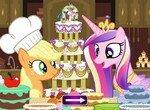 Свадебный торт для друзей Эпплджек