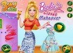 Барби подбирает гардероб к весне