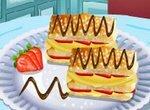 Мастер-класс Сары: Торт Наполеон