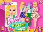 Образ Барби для уикенда