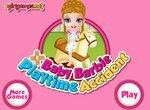 Малышка Барби: Несчастный случай во время игры