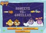 Космо мартышки: Мартышки против горилл
