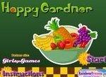 Работа счастливого садовода