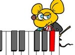 Учим ноты с мышонком