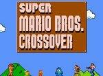 Супер Марио Брос Кроссовер на Сега