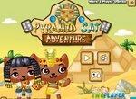 Бродилки кошек по египетским пирамидам