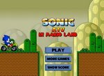 Гонки Сега: Соник в мире Марио