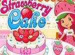 Шарлотта Земляничка печет торт