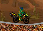 Черепашки-ниндзя в пустыне смерти
