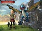 Как приручить дракона: Громгильда и Астрид