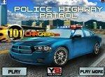Полицейский патруль: Гонка на шоссе